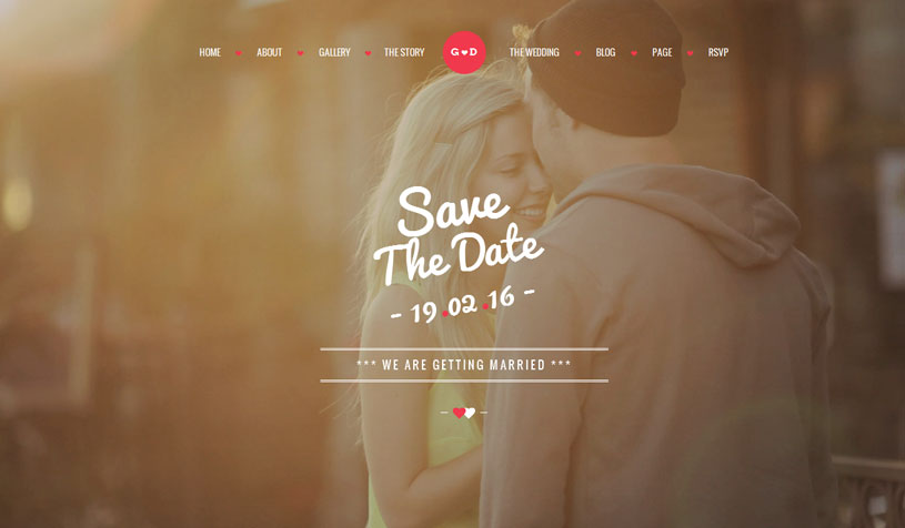 awesome best wedding website exles images styles ideas 2018