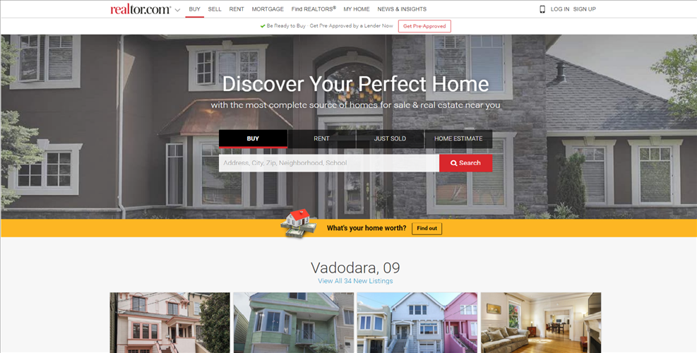 Find Real Estate, Homes for Sale, Apartments   Houses for Rent