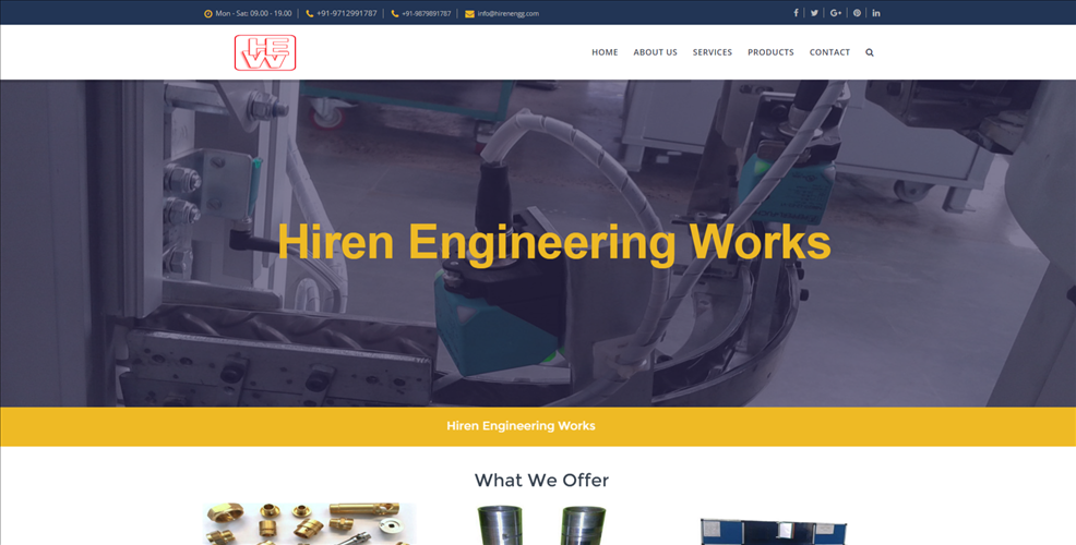 Hiren Engg Works